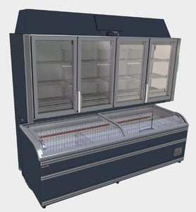 AHT - KINLEY-XL - Over Hanging Freezer Cabinet