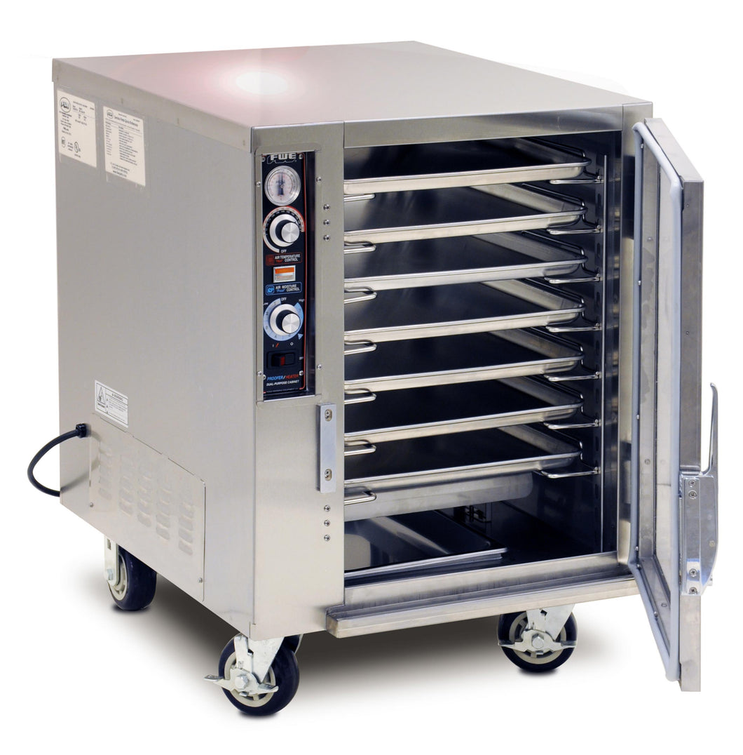 Mobile Heated Holding Cabinet for Bulk Foods - TS-1826-7