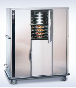 Heated Banquet Cabinet - P-200-2