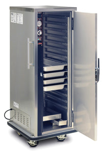 Mobile Heated Holding Cabinet for Bulk Foods - PS-1220-15