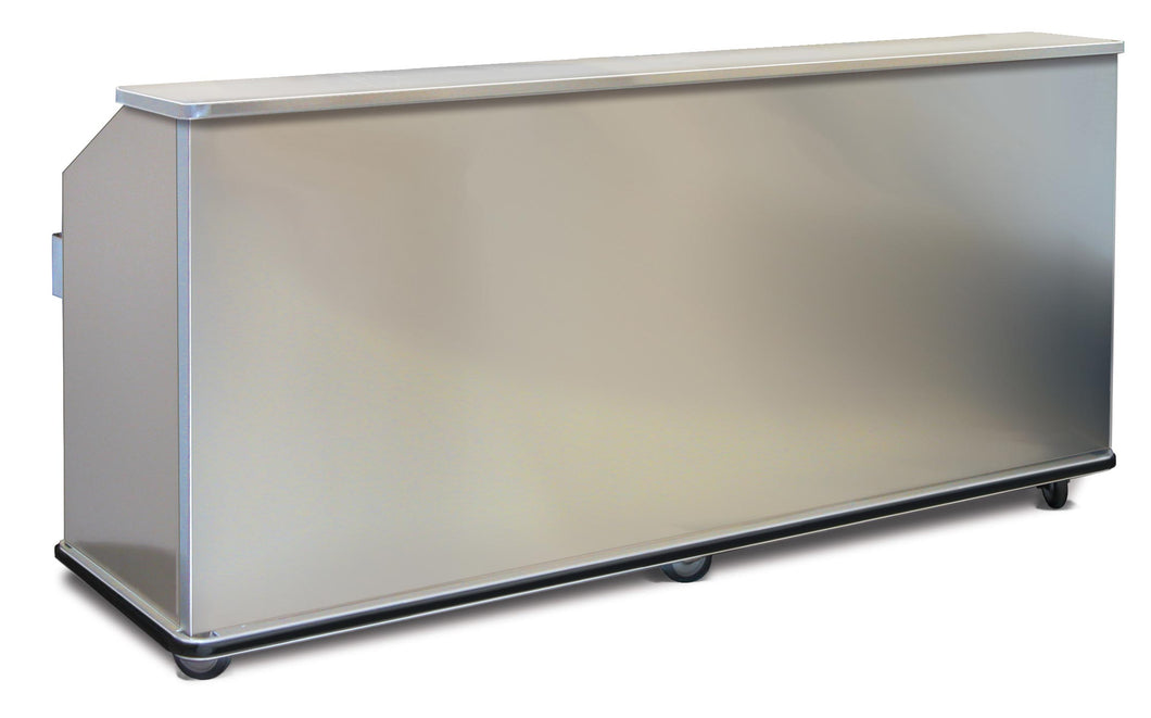 Portable Bar - All Stainless Steel - SCB-4 (Without Bumper)