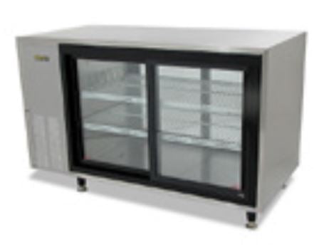 Silver King - SKRM48-RPUS10 - Pass Through Refrigerated Display Case