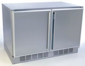 Clearance Centre - Silver King - SKF48B - Front Breathing Freezer with Base