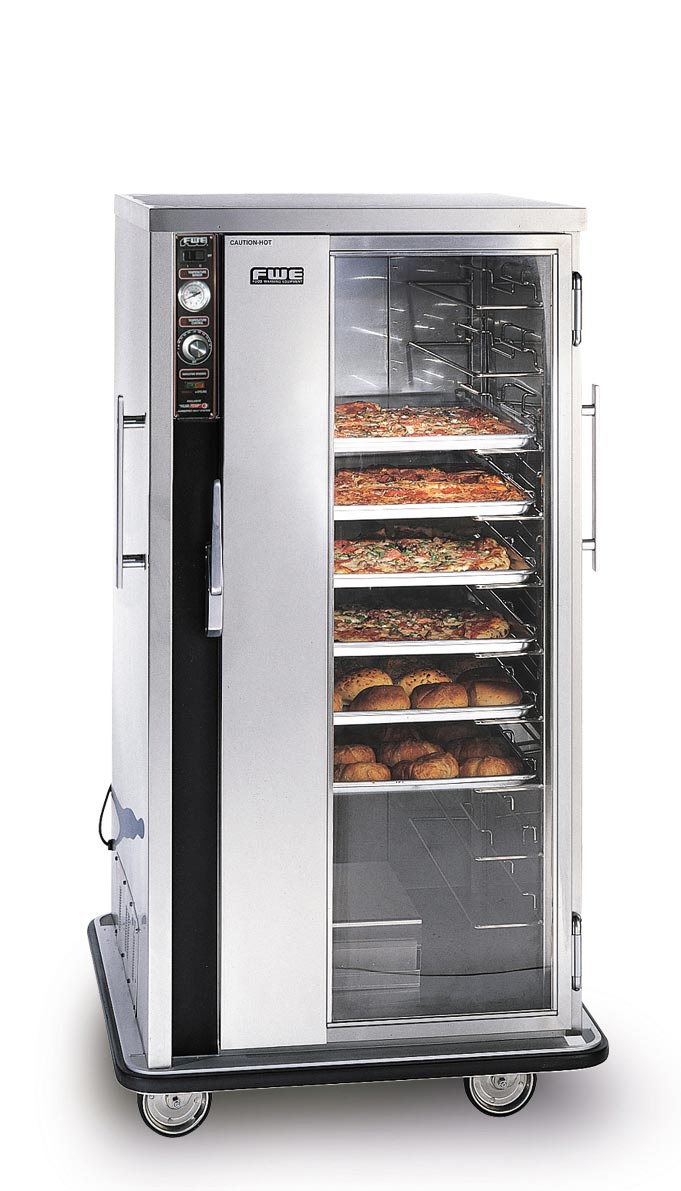 Mobile Heated Holding Cabinet for Bulk Foods - TS-1826-15