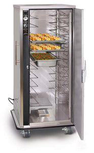 Mobile Heated Holding Cabinet for Bulk Foods - TS-1826-18