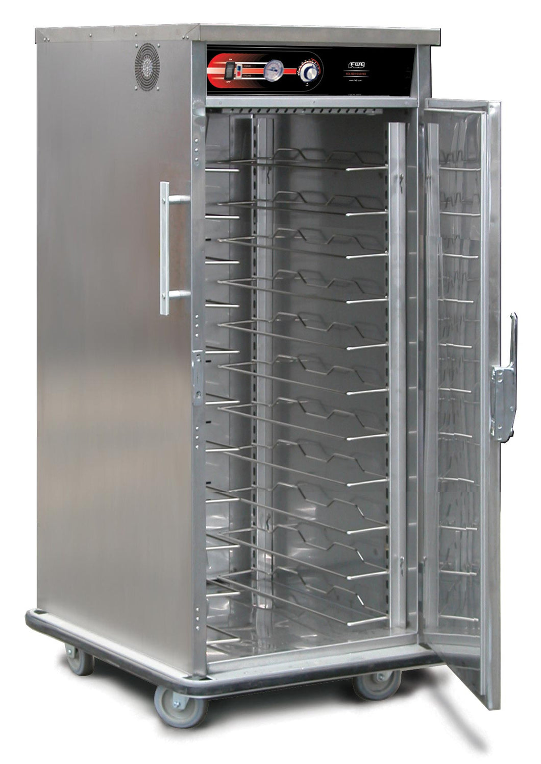 Mobile Heated Holding Cabinet for Bulk Foods - TST-16