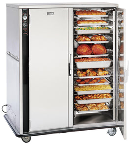 Mobile Heated Holding Cabinet for Bulk Foods - UHS-20