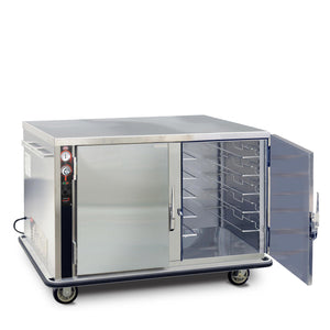 Mobile Heated Holding Cabinet for Bulk Foods - UHS-5-10