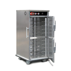 Mobile Heated Holding Cabinet for Bulk Foods - UHST-10DHO