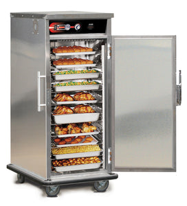 Mobile Heated Holding Cabinet for Bulk Foods - UHST-10