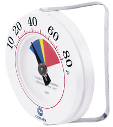 Comark - CWT - Cooler Wall Thermometer
