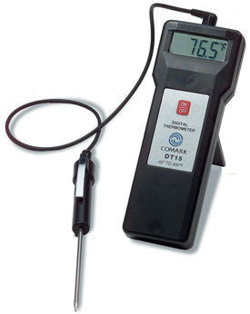 Comark - DT15-DT20 - Economical Thermistor Thermometer