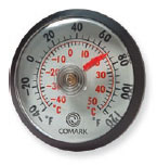 Comark - UTL140 - Indoor/Outdoor Stick-on Thermometer