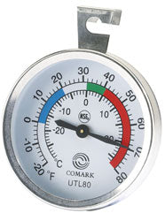 Comark - UTL80 - Refrigerated Drawer Stick-on Thermometer