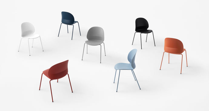 Household Waste Redesigned. Fritz Hansen N02 Recycle
