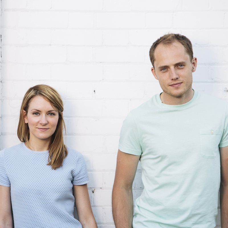 Jack Smith and Gemma Matthias