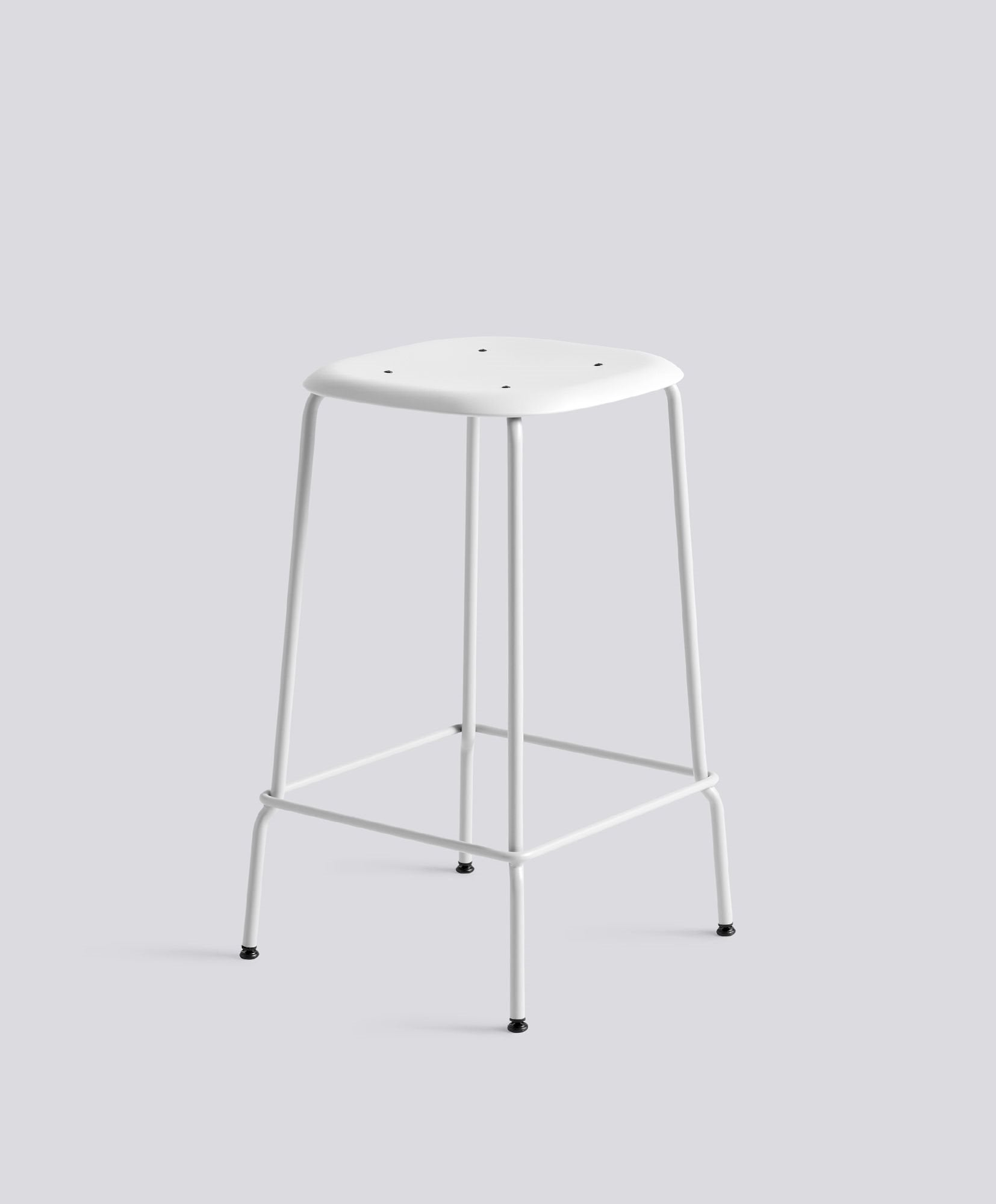 Soft Edge P30 High Barstool Polypropylen
