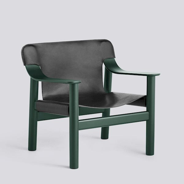 Bernard Lounge Chair Leather