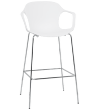 NAP counter stool, with arms