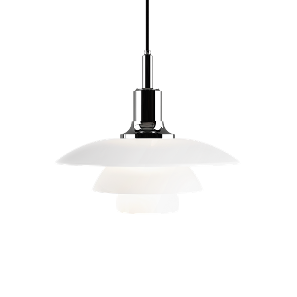 PH 3 1/2-3, Glass Pendant Light, 330mm