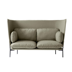 Cloud 2 seater sofa, high back