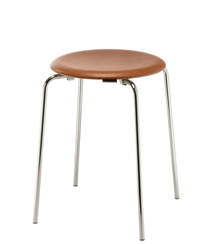 Dot Stool Leather