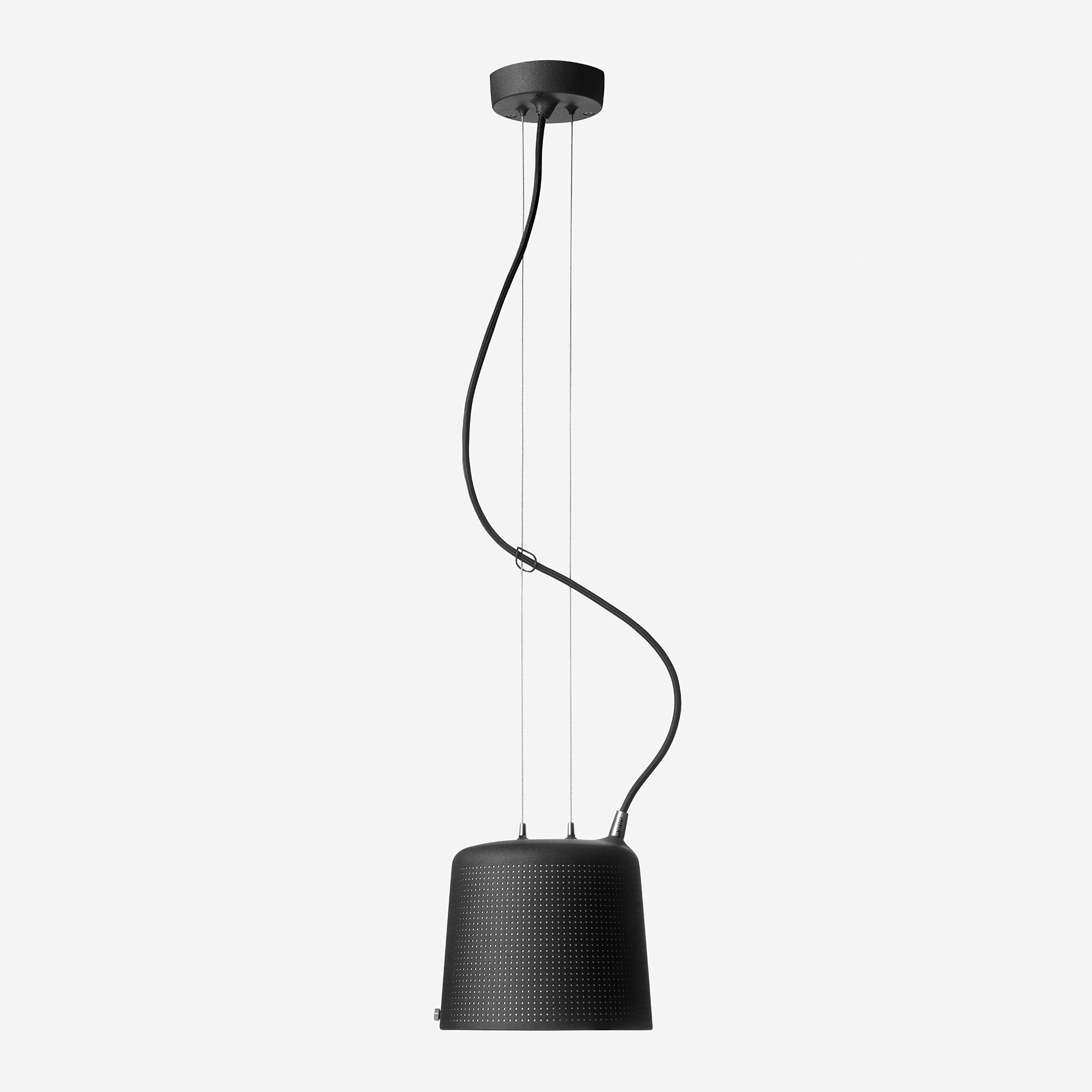 Vipp528 Pendant Small - Black