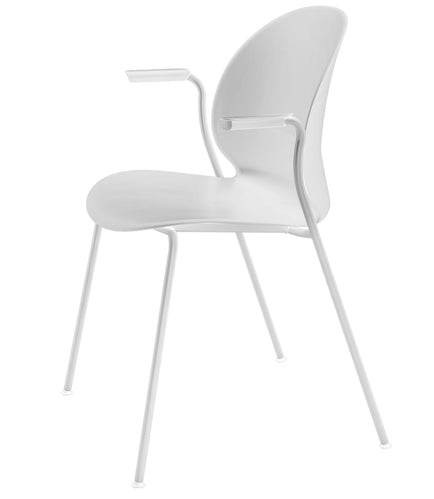 N02 Recycled Chair - 4 Legs and Armrests