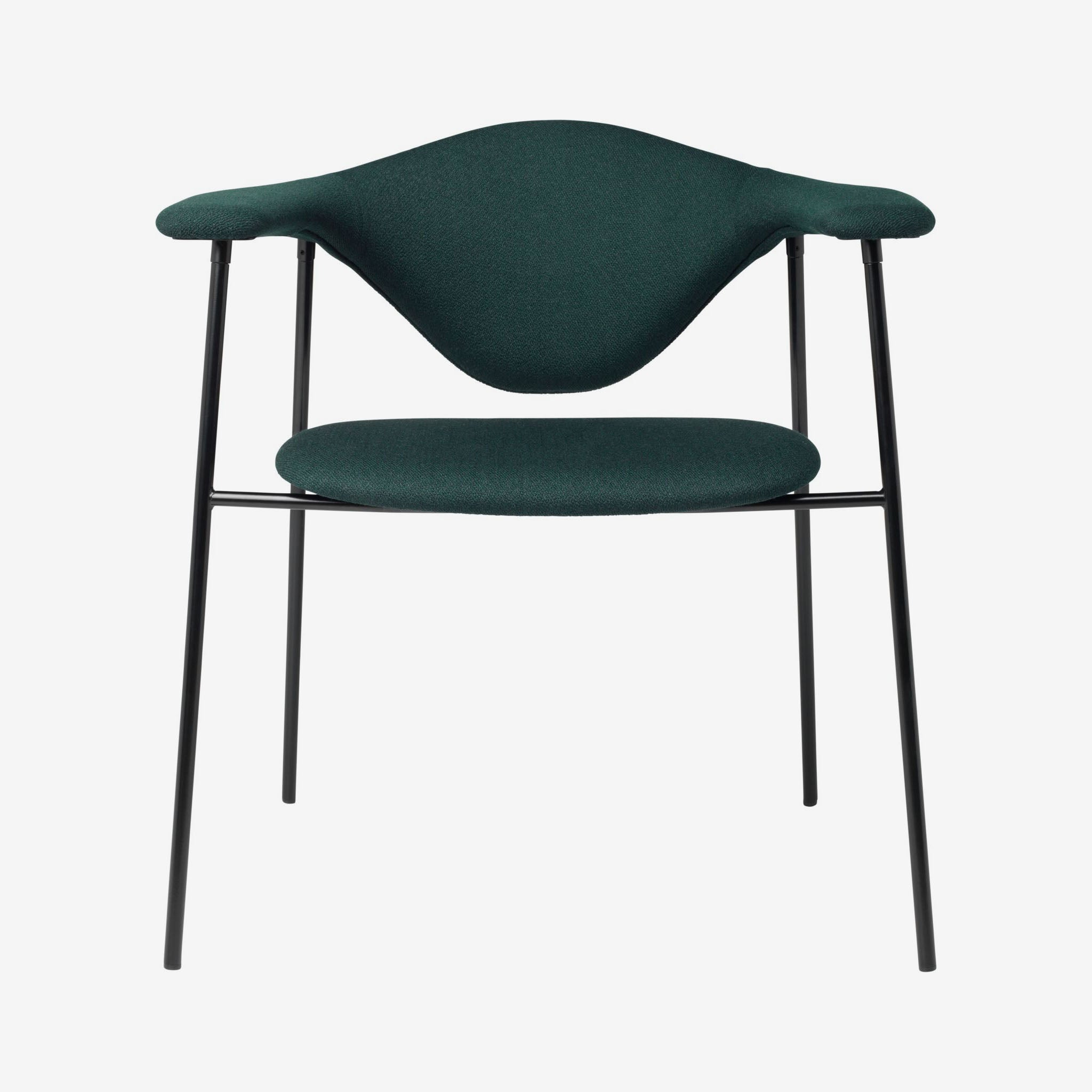 Masculo Dining Upholstered 4 leg