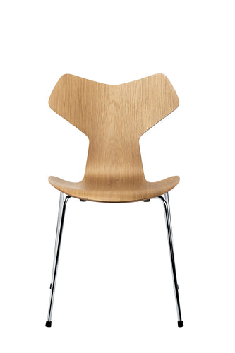 Grand Prix Chair Timber Veneer