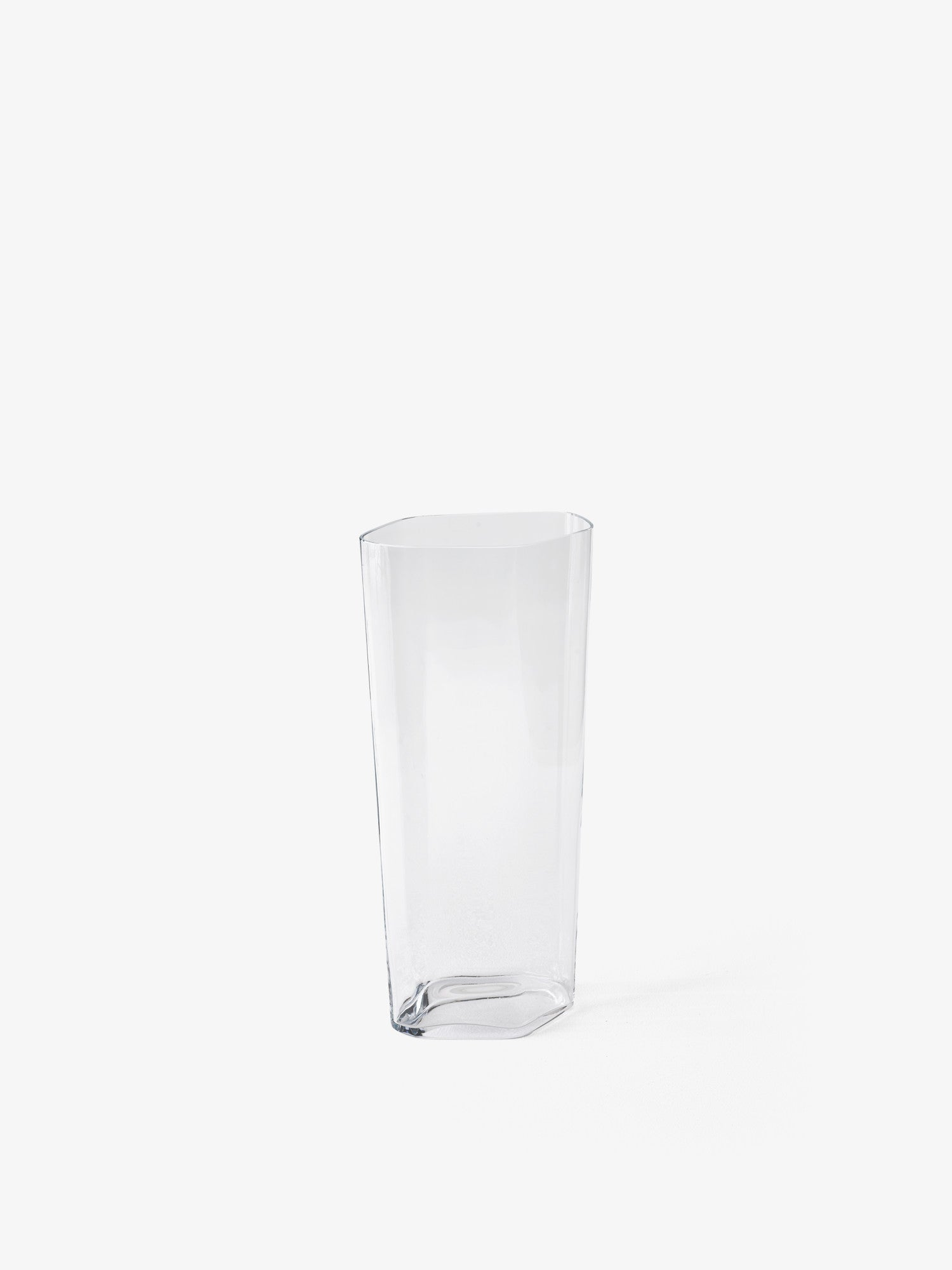 Collect SC38 Glass Vase, Clear
