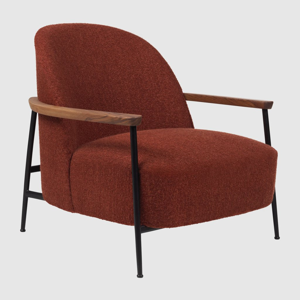 Sejour Lounge Chair with Arms
