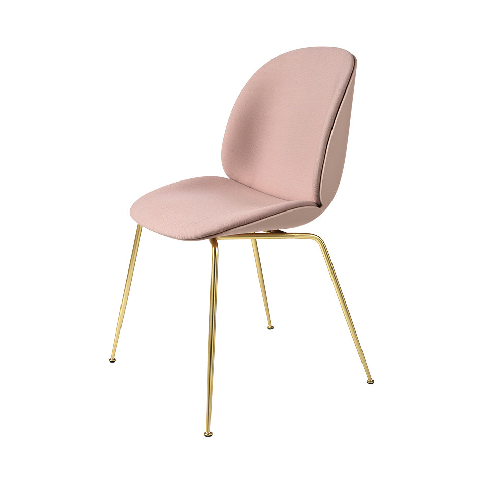 Beetle Dining Front Upholstered Conic