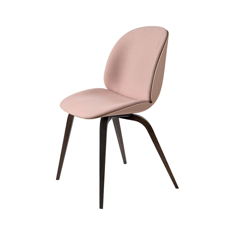 Beetle Dining Front Upholstered Wood