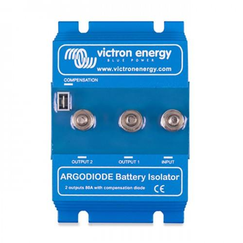 Argodiode 80-2SC 2 batteries 80A Retail