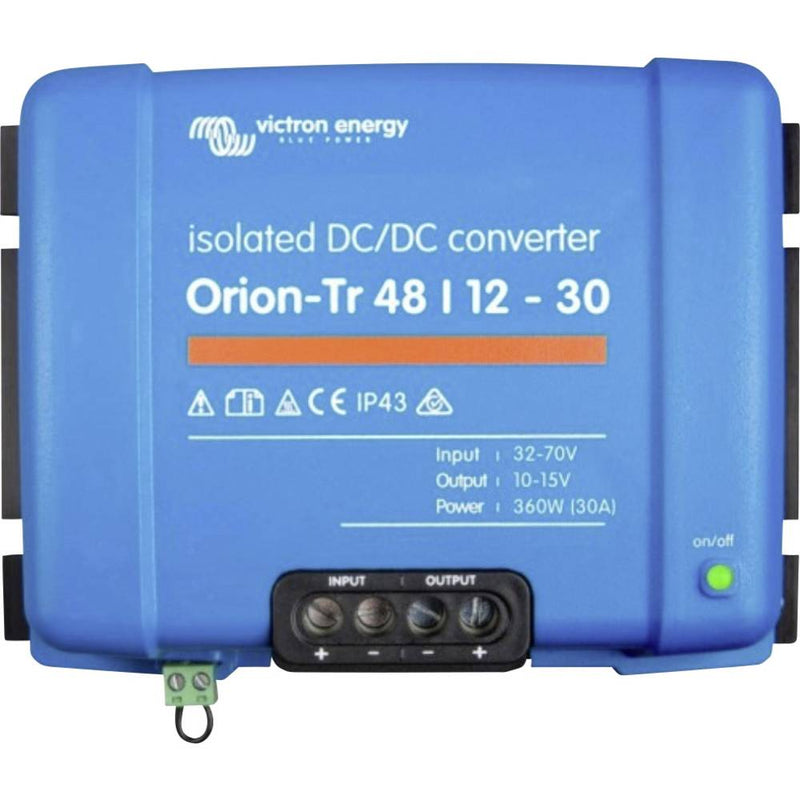 Orion-Tr 48/12-30A (360W) Isolated DC-DC converter