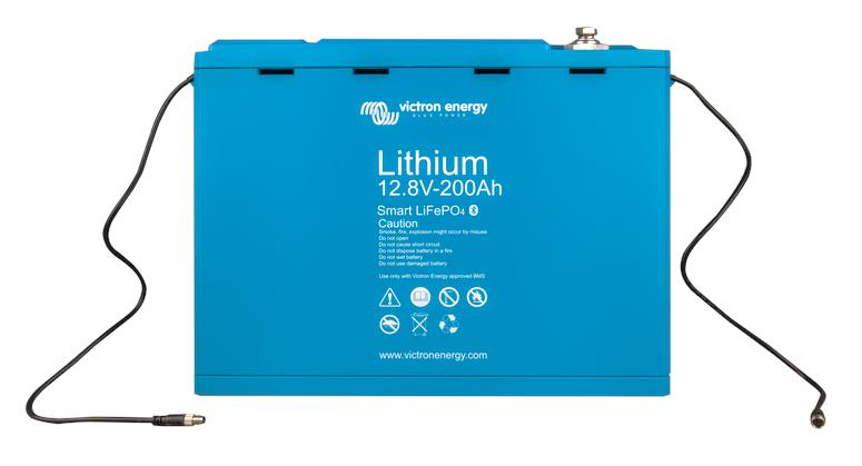 LiFePO4 Battery 12,8V/200Ah Smart