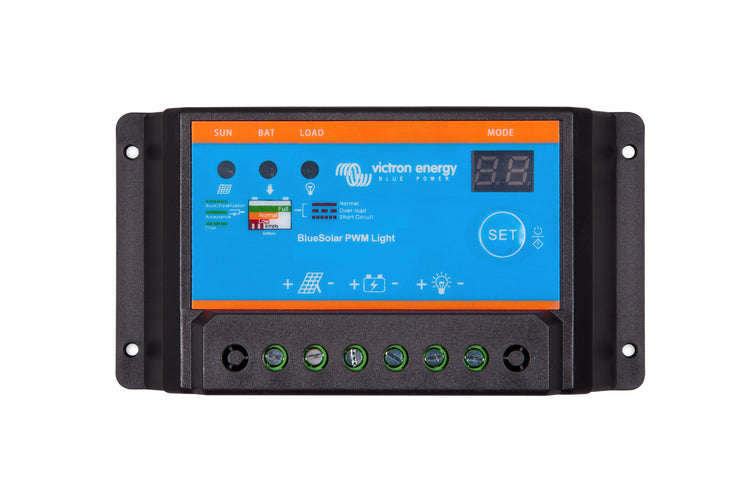 BlueSolar PWM-Light Charge Controller 48V-30A