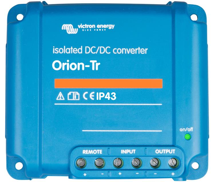 Orion-Tr 24/24-17A (400W) Isolated DC-DC converter