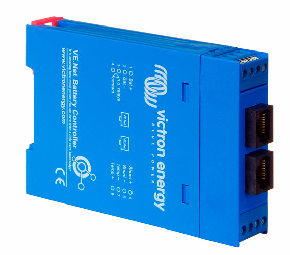 VE.Net Battery Controller (VBC) 12/24/48Vdc
