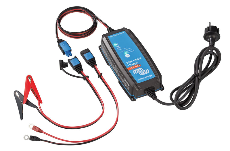 Blue Smart IP65s Charger 12/4(1) 230V CEE 7/17 Retail