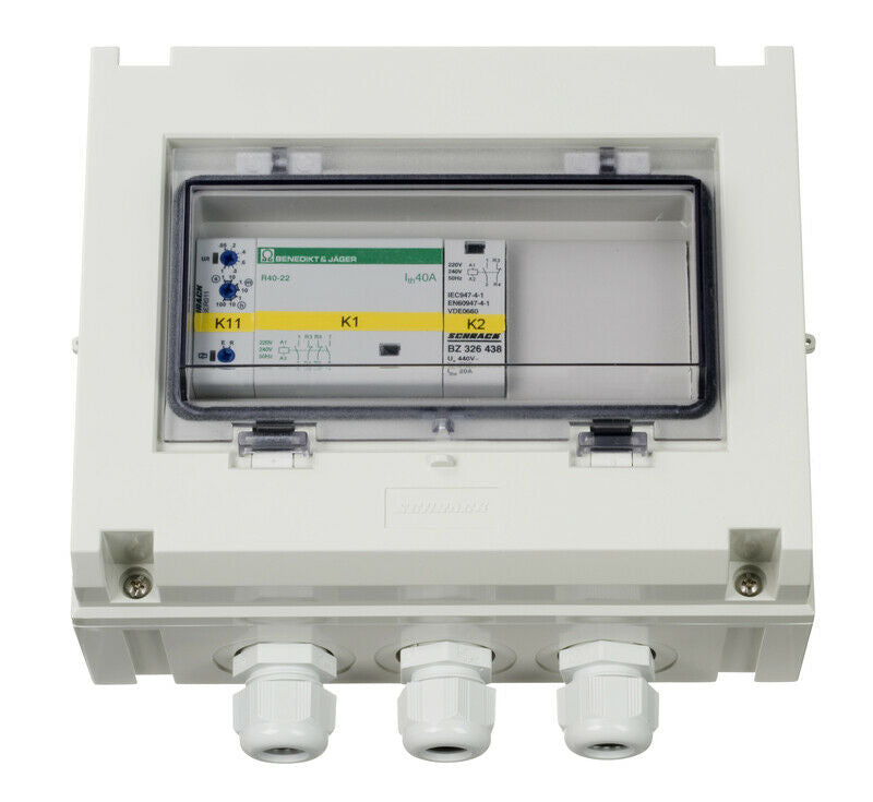 VE Transfer Switch 10KVA, 1ph, 200-250Vac