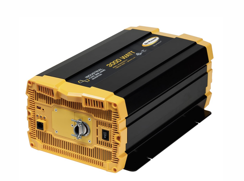 GO POWER 2000 WATT PURE SINE WAVE INVERTER - cUL
