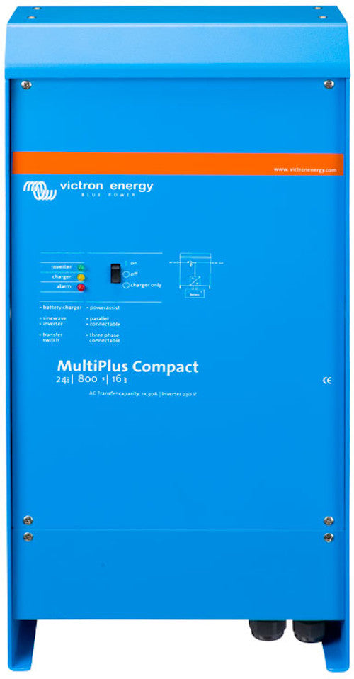 MultiPlus Compact 24/800/16-16 230V VE.Bus