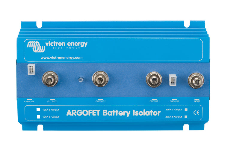 Argofet 100-2 Two batteries 100A