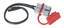 GO POWER 2-WIRE TRAILER CONNECTOR WITH 12 INCH OF CABLE cUL