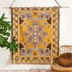 'Here Comes The Sun' Woven Picnic Rug