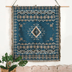 'Let It Be' Woven Picnic Rug
