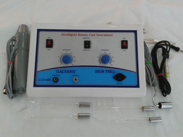 High Frequency & Galvanic 2 in 1