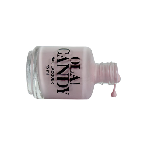 Ola Candy Sandy Buff Nail Polish
